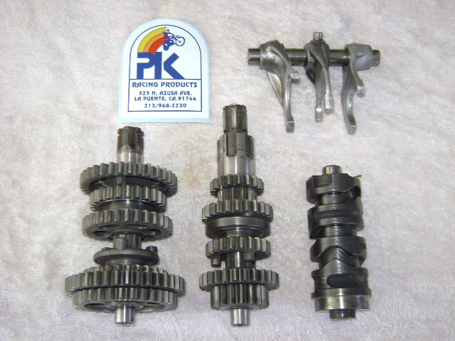 PK Racing Products