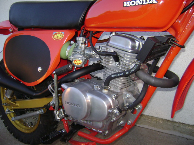 Honda Racing Equipment
